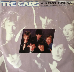 "Cars (The) - Why Can't I Have You (12"") (G/G)"